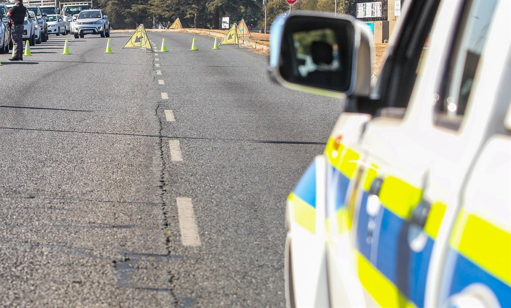 Limpopo police arrested two people believed to be responsible for a spate of robberies in the Waterberg area. (Photo by Gallo Images/Sharon Seretlo)