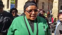 'Insulting' Oscar sentence 'is like three days' - ANCWL
