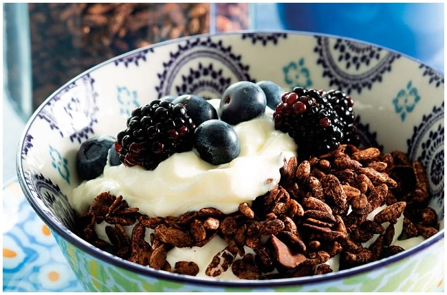 Most store-bought breakfast cereals are full of hidden sugar. This homemade version is far healthier – and delicious.
