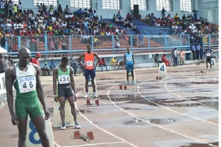 Nigeria's Rio 2016 Trials in Sapele