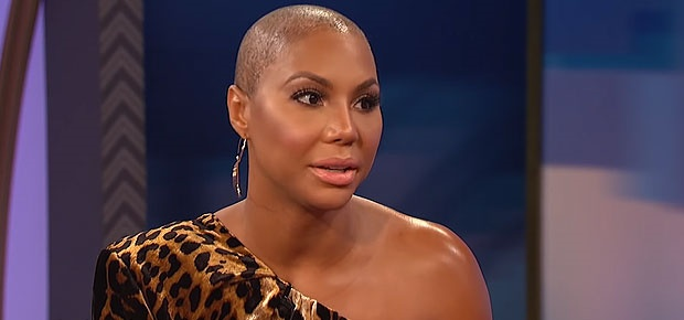 Tamar Braxton appears on the Wendy Williams Show