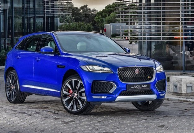 <b> PROWLING CAT: </b>  Jaguar's first ever SUV, the F-Pace, has been launched in South Africa. <i> Image: Motorpress </i>