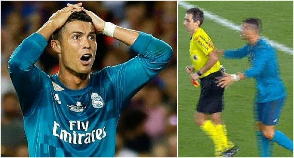 Ronaldo-ban