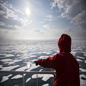 Arctic voyage finds global warming impact on ice; animals. (Associated Press, file)