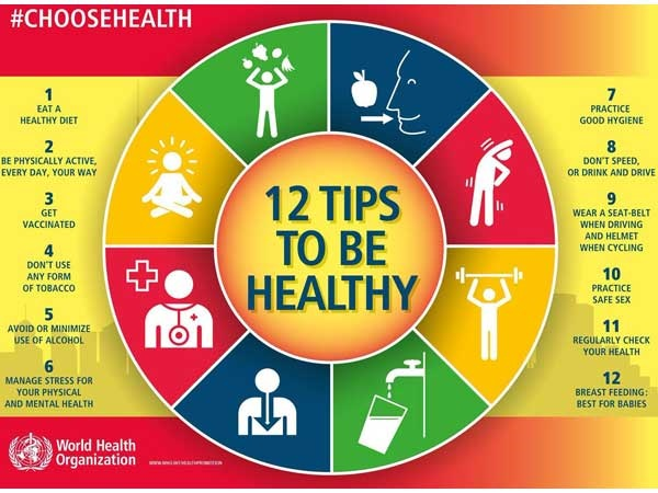 healthy habits that will help you stay alive.