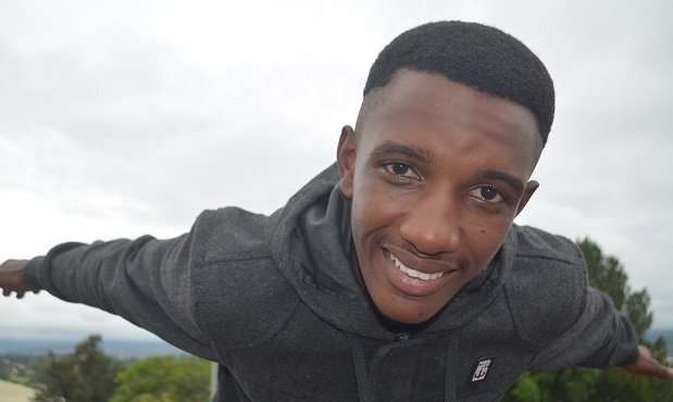 Matriculant Ayanda Sithole (18) of Siqongweni Secondary School managed to defeat all the odds in his life and  achieve distinctions in all his seven subjects.