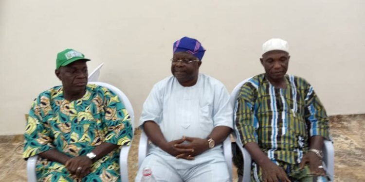 Akinbade, Omisore and Adeoti