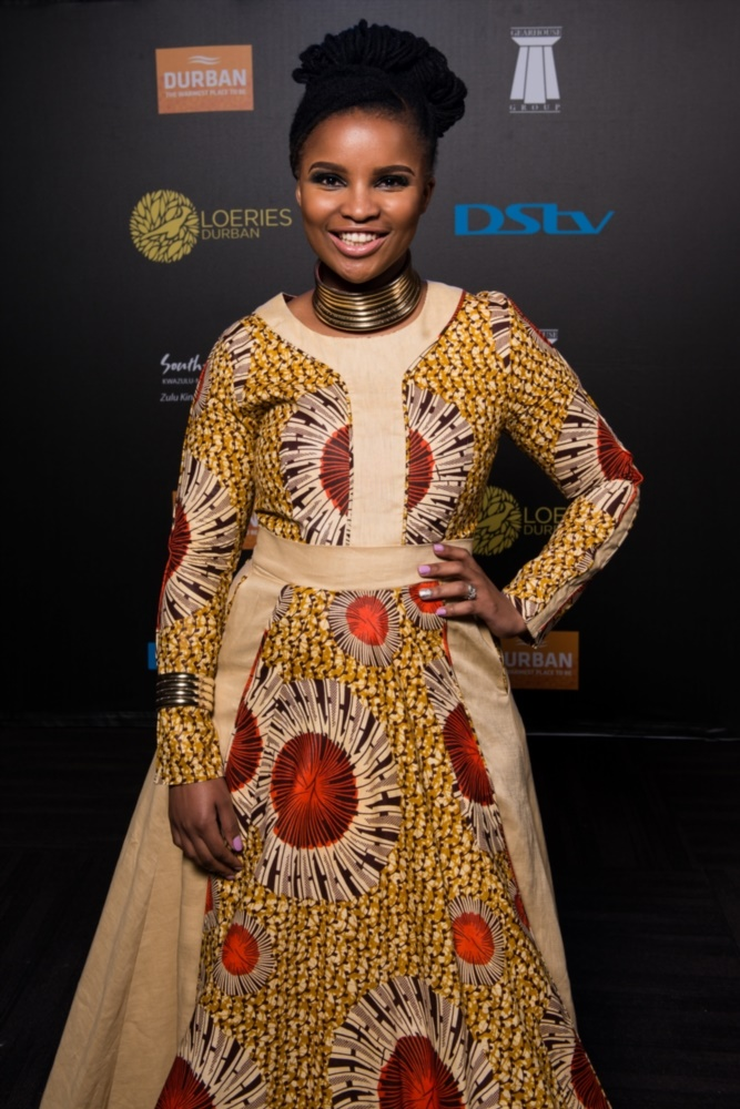 Nomzamo And Boity Drop Jaws On Loeries 2016 Red Carpet