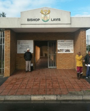 The Bishop Lavis Magistrate's Court. (Paul Herman, News24)