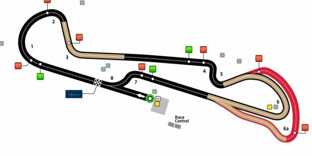 Cape Town S World Rallycross Track Revealed Wheels24