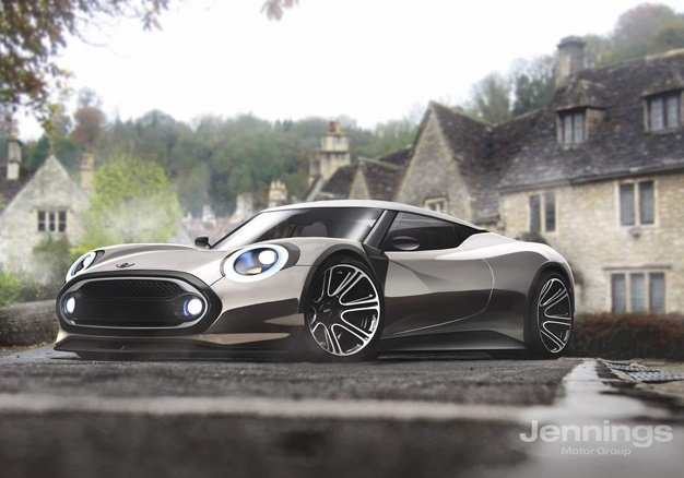 What 10 daily drives would look like as supercars | Wheels24