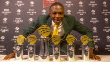 WATCH: Rabada's record award scoop