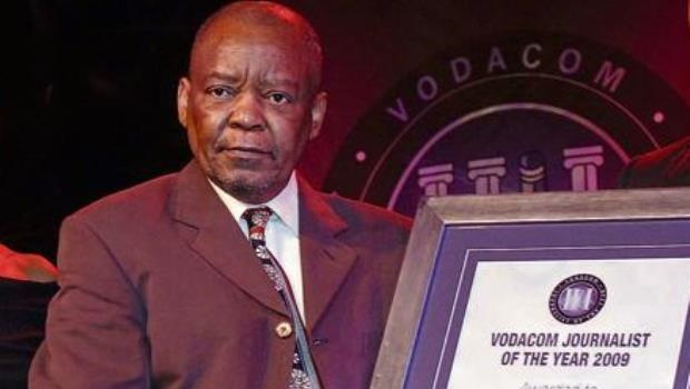 Veteran journalist and former Witness assistant editor Khaba Mkhize.