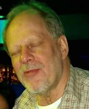 Stephen Paddock, the gunman who killed 58 people and injured over 500 during an open air concert in Las Vegas. (OFF/AFP)