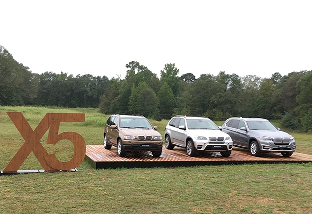 2018 BMW X5 generations
