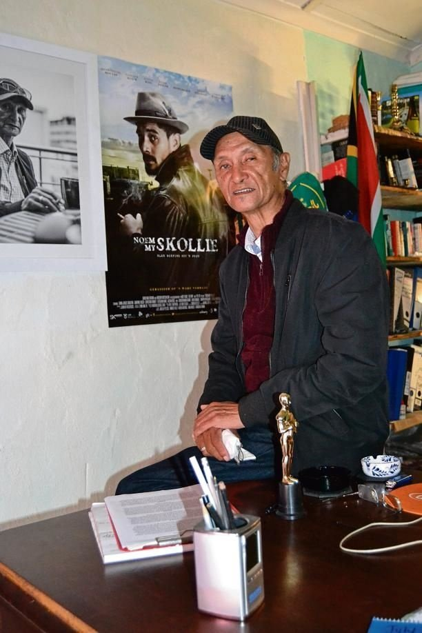 A 71-year-old Strandfontein man is proving that perseverance is key to success. John W Fredericks turned from a life of crime and is now living his dream of being a writer and a movie he wrote about his life will hit the big screen in September.