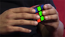 World's Rubik's Cube champ solves puzzle faster than Bolt's 100m sprint
