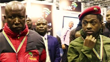 WATCH: Malema claims ANC pays off party agents