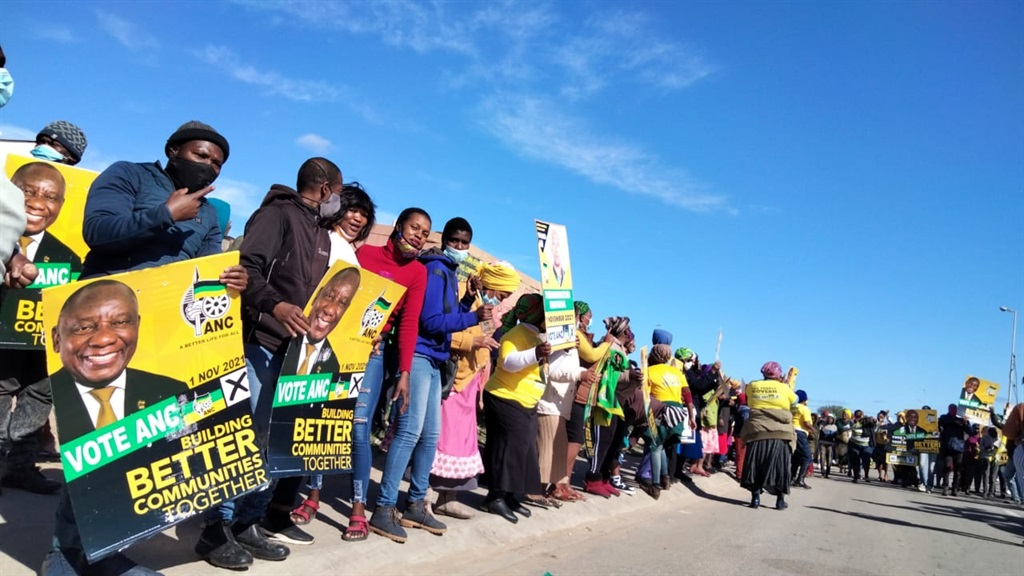 So unbelievable are the ANC's election pledges that much of the reaction since the party's manifesto was released has been a mix of derision, laughter and anger. Photo: Lulama Zenzile