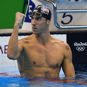 Michael Phelps (Getty Images)