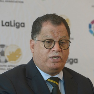 Danny Jordaan.(Gallo Images)