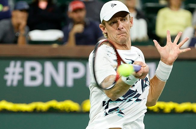 Kevin Anderson. (Photo by Tim Nwachukwu/Getty Images)