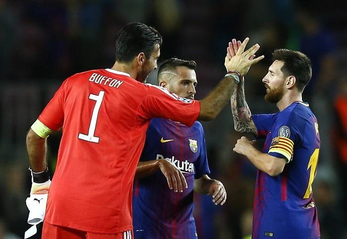 Buffon-Messi