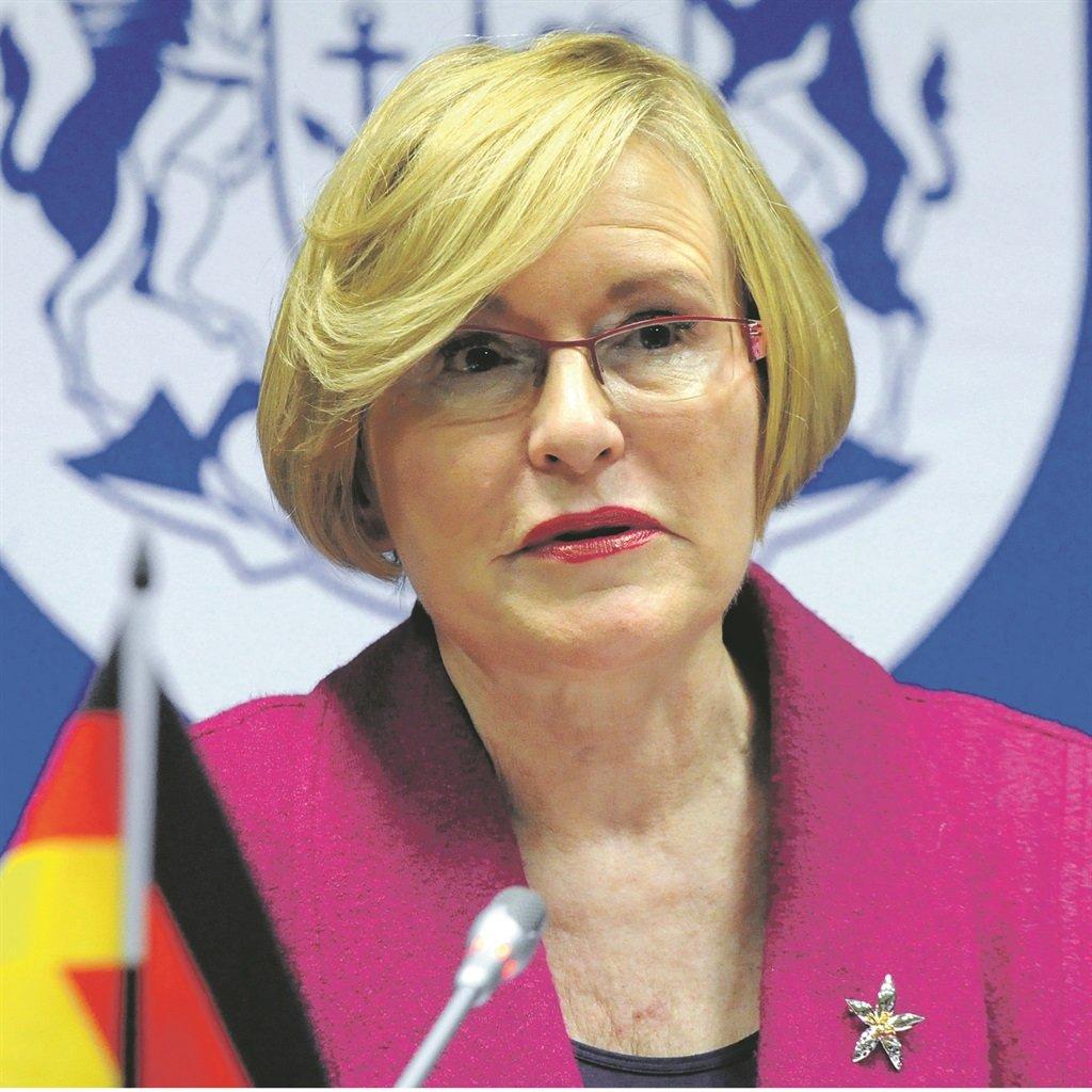 DA federal council chairperson Helen Zille.