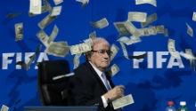 NEWSPAPERS: FIFA, Reeva and Vavi
