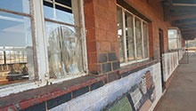 WATCH: Dilapidated Soweto primary school falling apart