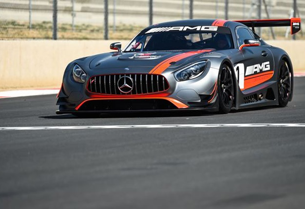 <B>WHAT A SHOW!</B> We list many highlights from the inaugural SA Festival of Motoring such as the Mercedes AMG GT3 race car. <I>Image: QuickPic</I>