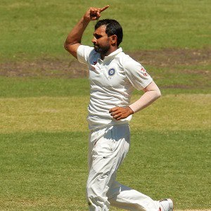 Mohammed Shami (Getty Images)