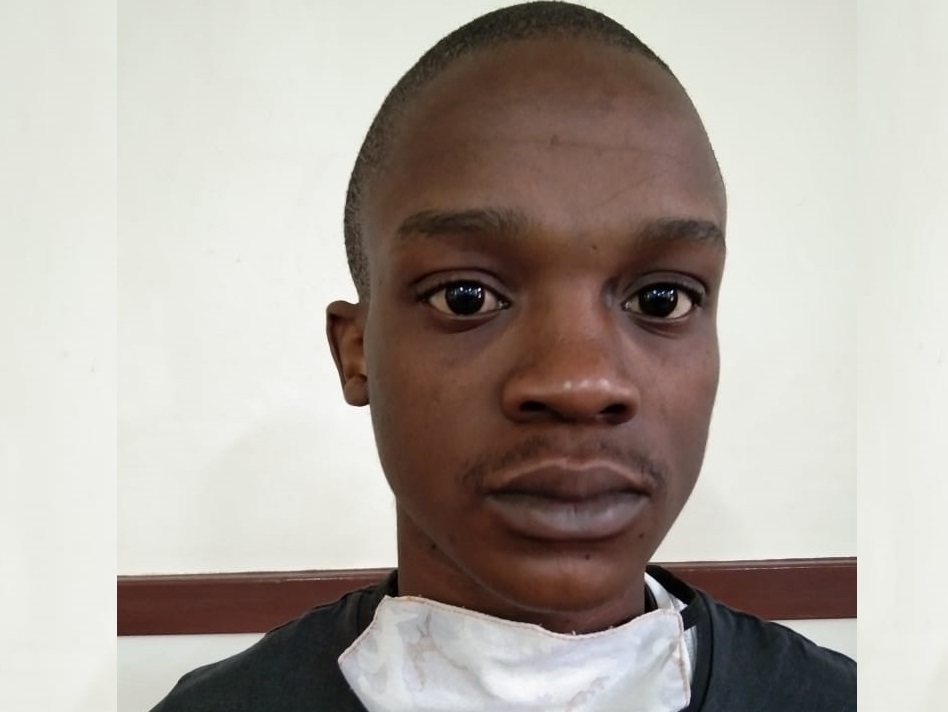 Lungelo Diploma Nzuza (23) is wanted by the police after he escaped from Eshowe Court on Friday. He was appearing in court for crimes including five charges of rape, one charge of attempted murder and two charges of house robbery.