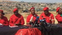 WATCH: EFF reject coalitions, but DA are the 'better devil'