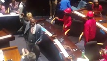 Too soon? EFF cheers DA's Msimanga in Tshwane