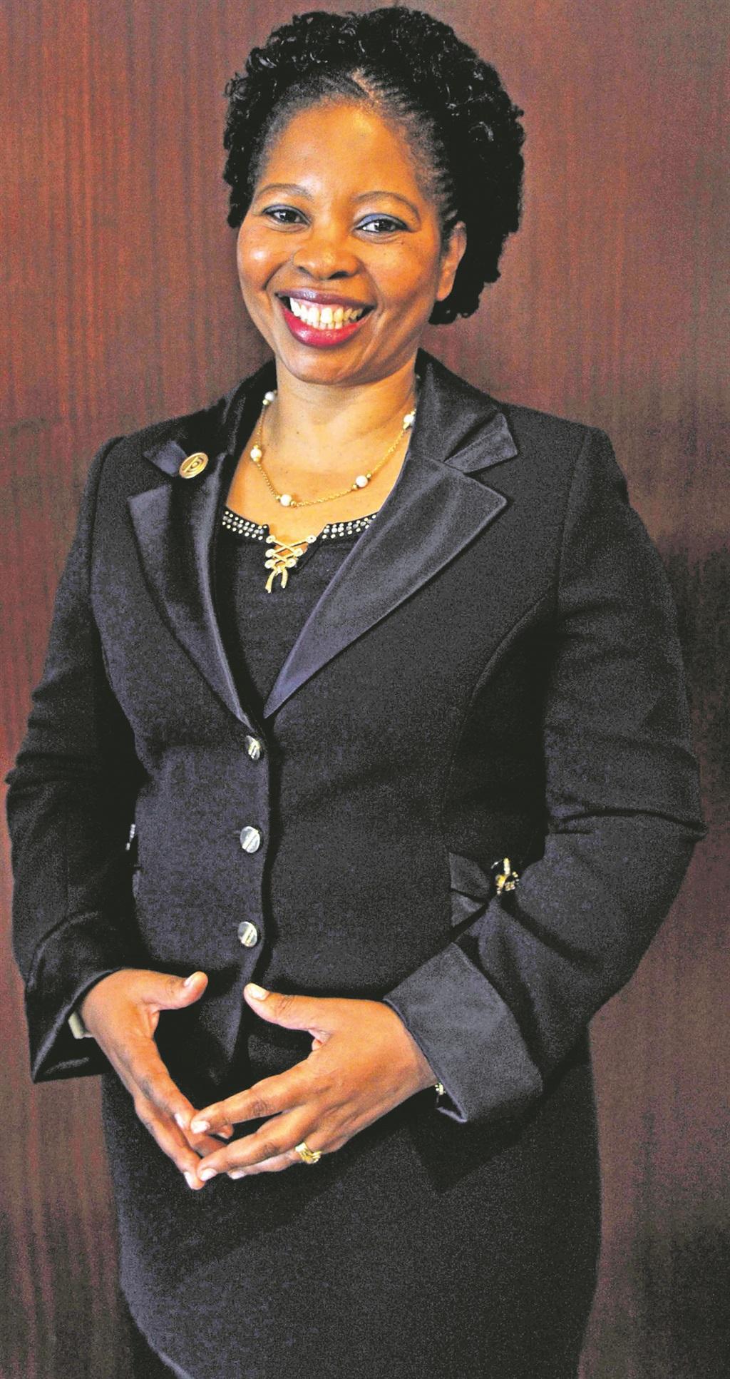 Sindi Zilwa. Picture: Tebogo Letsie