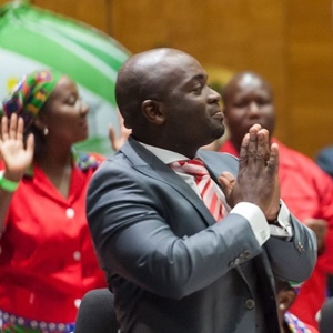 Tshwane Mayor Solly Msimanga (File)