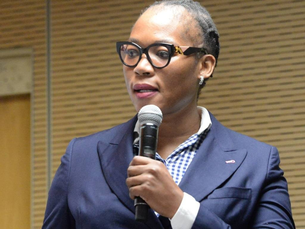 Thandi Moraka has rejected allegations against her.