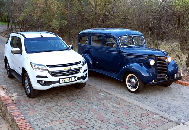 Back in time with Chev, Ranger topples Hilux... 10 top SA ...