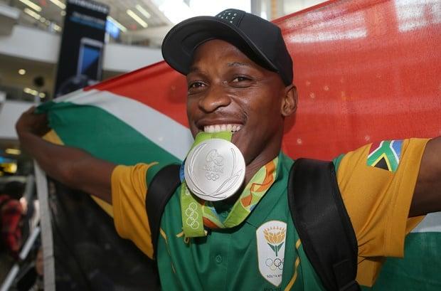 Luvo Manyonga (Getty Images)