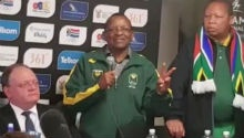 We do not own the athletes - SASCOC president