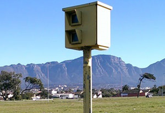 Cape Town speed cameras to be more visible: 'The ultimate goal is to