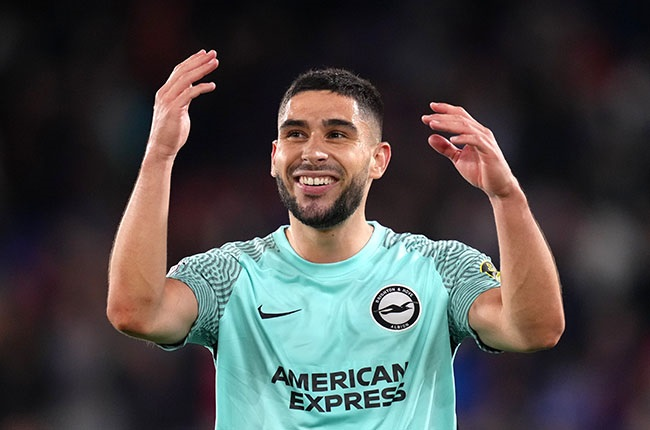 Neal Maupay. (Photo by John Walton/PA Images via Getty Images)