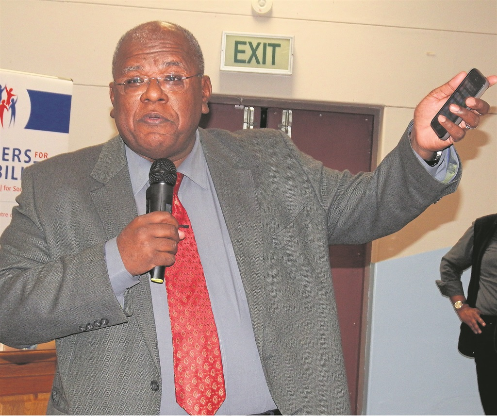 Honoured after being laughed at by UCT staff - Jonathan Jansen warns of threat facing ideal of the university - News24
