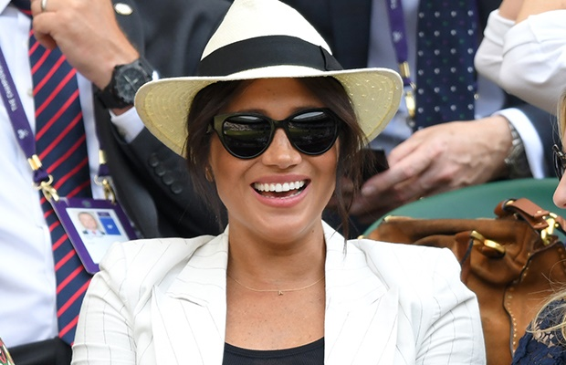 Meghan, Duchess of Sussex attends day four of the