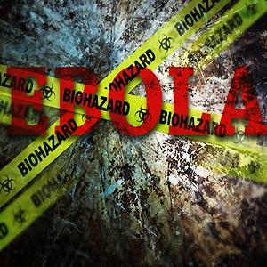 ebola waste