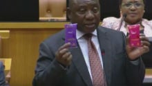 WATCH: Ramaphosa booed at World Aids Day event