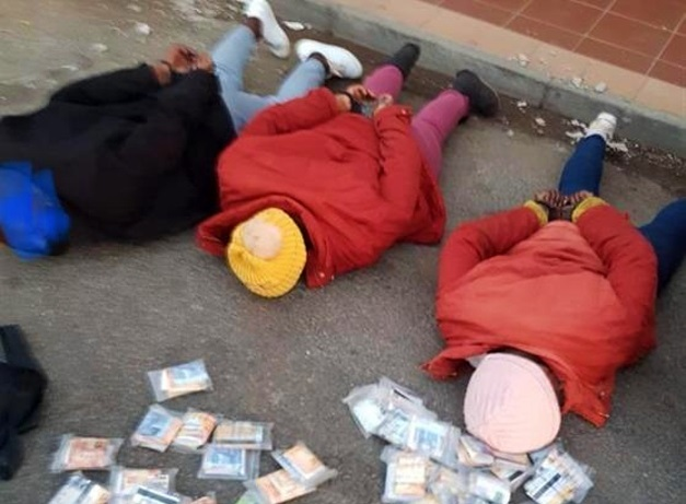 Three suspects arrested in Limpopo after they were found in possession of 70 Sassa cards and cash.