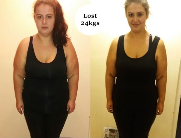 Ultimate You Womens Weight Loss Winner
