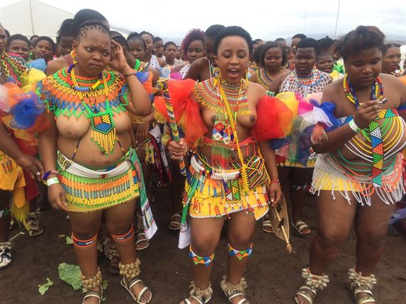 The same South african reed dance girls remarkable idea